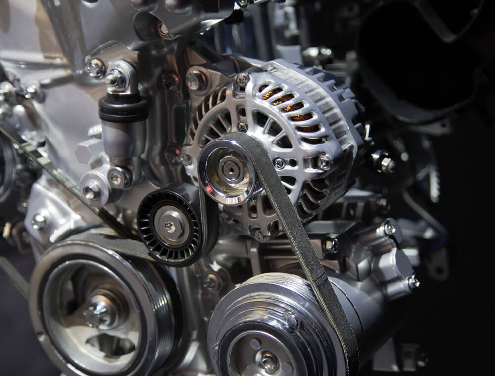 Machinery Detailing Services